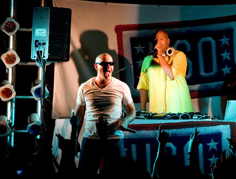 Pitbull. Korea. 09/15/07