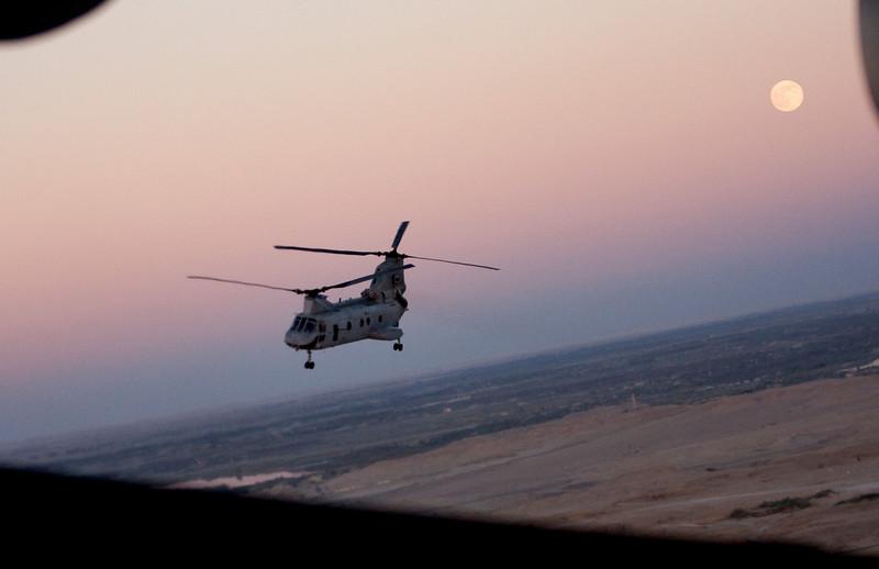 Anbar Province, Iraq Dec, 2007
