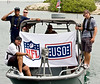 USO NFL Tour To Guantanamo Bay, Cuba June 26-29, 2009.