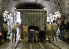 Saving Abel-Helping to unload a U. S. Air Force C-17 aircraft in Kuwait.