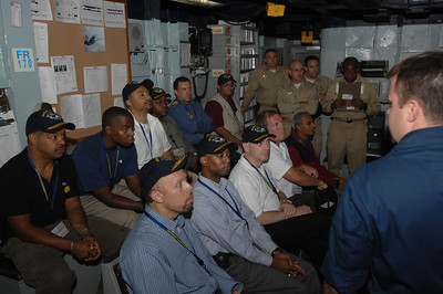 USS Dwight Eisenhower Aircraft Carrier