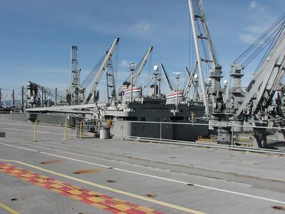 USS Hornet Oakland Nov 2010