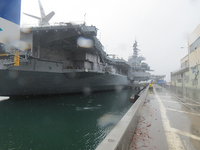 USS MIdway Aircraft Carrier Museum - 12/24/12