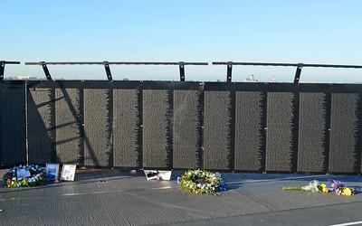 Center of Vietnam Memorial Traveling Wall