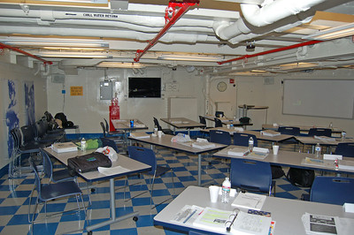 Midway University Classroom Area
