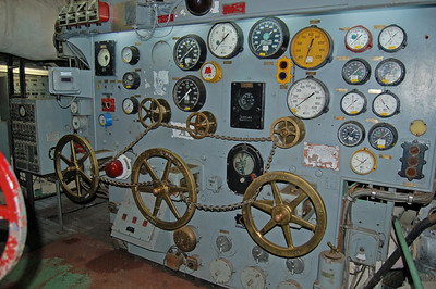 Engine Room 1 Throttle Board