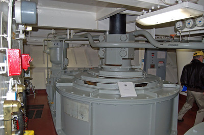 Huge Clutch Mechanism for Anchor Chain Windlass
