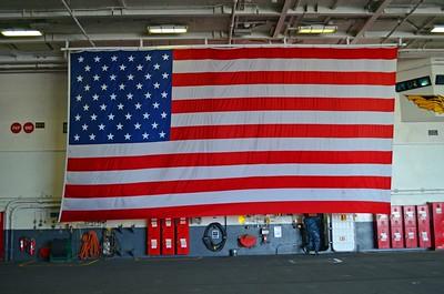 Hangar Bay Flag