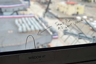 Bridge Window #7........