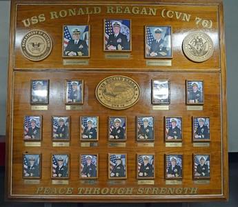 Senior Staff Board for the Reagan