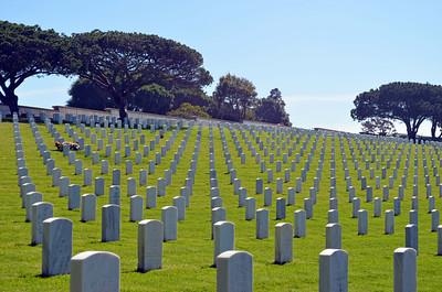 Fort Rosecrans National Veterans Cemetery