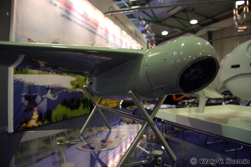 Комплекс дистанционного зондирования ИРКУТ-10 (UAV complex IRKUT-10)