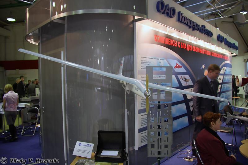 Беспилотный комплекс наблюдения ЛОКОН (Unmanned surveillance complex LOKON)