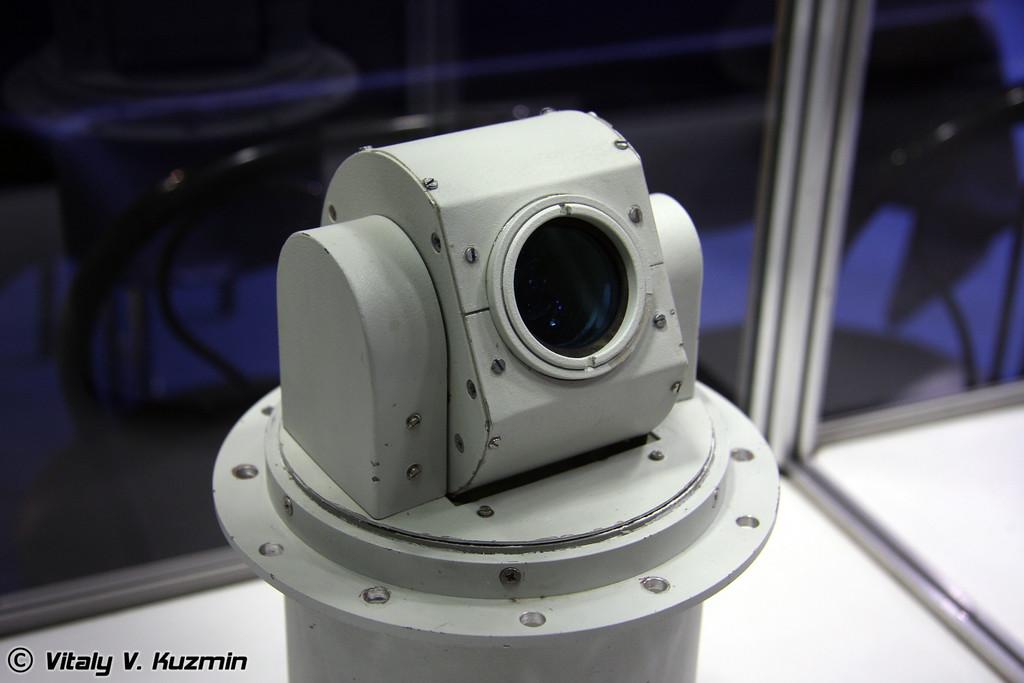 Оптико-электронная система Колибри-ОЭС (Optical-electronic system Kolibri-OES)
