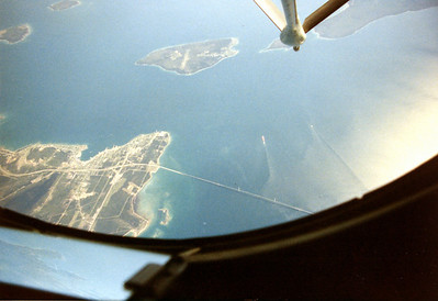 KC-135 over The Big Mac