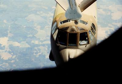 Flight from K. I. Sawyer AFB