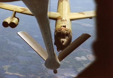 Tanker flight from K. I. Sawyer AFB