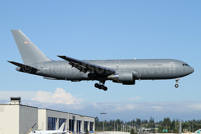 U.S. Air Force Boeing KC-46A Pegasus (767-2C) N842BA (msn 41852) PAE (Nick Dean). Image: 933929.