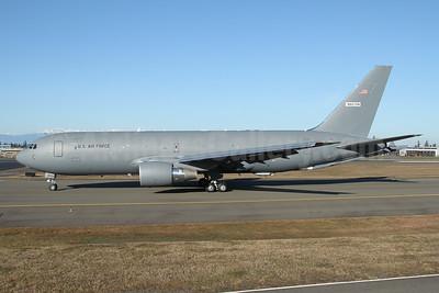 U.S. Air Force Boeing KC-46A Pegasus (767-2C) N6018N (17-46026) PAE (Nick Dean). Image: 946004.