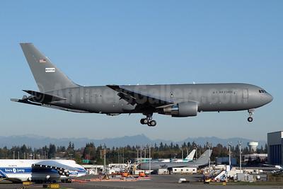U.S. Air Force Boeing KC-46A Pegasus (767-2C) N5513X (17-46031) (msn 34115) PAE (Nick Dean). Image: 943988.