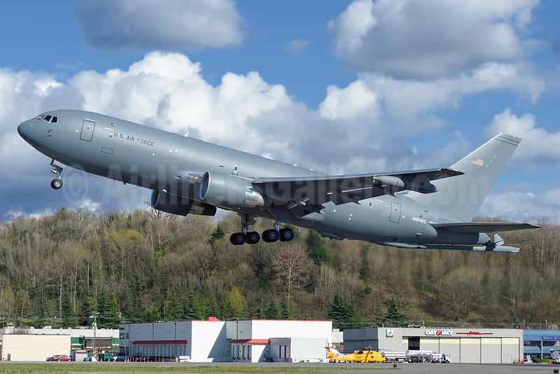 The second USAF KC-46A Pegasus - Best Seller