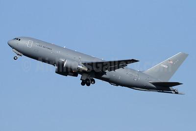 U.S. Air Force Boeing KC-46A Pegasus (767-2C) N6018N (16-46023) PAE (Nick Dean). Image: 943205.