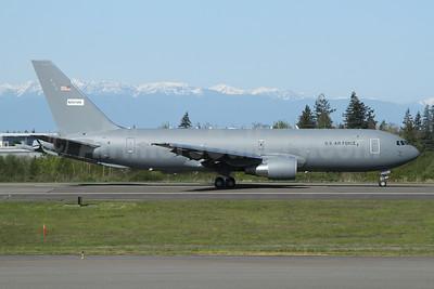 U.S. Air Force Boeing KC-46A Pegasus (767-2C) N5514V (16-46020) (msn 34137) PAE (Nick Dean). Image: 941789.