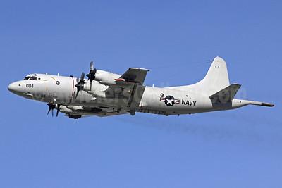 United States Navy P-3C Orion 163004 (msn 285G-5811) LAX (Michael B. Ing). Image: 911803.