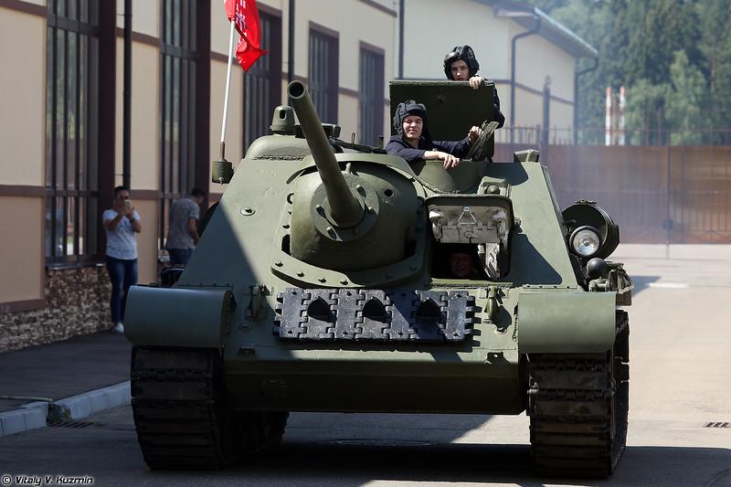 СУ-85А (SU-85A)