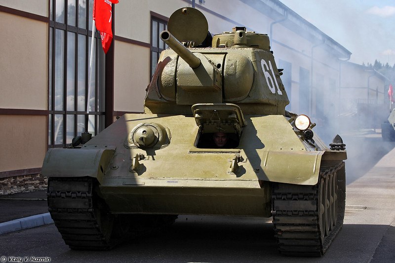 Танк Т-34-76 (T-34-76)