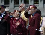 V-E Day, National World War II Memorial