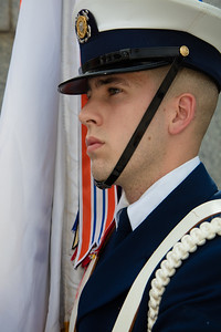 United States Armed Forces Color Guard