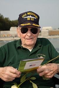 """World War II Veteran John R.L. """"Jack"""" Cassidy"""