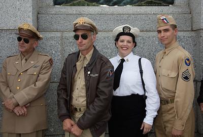 World War II Reenactors