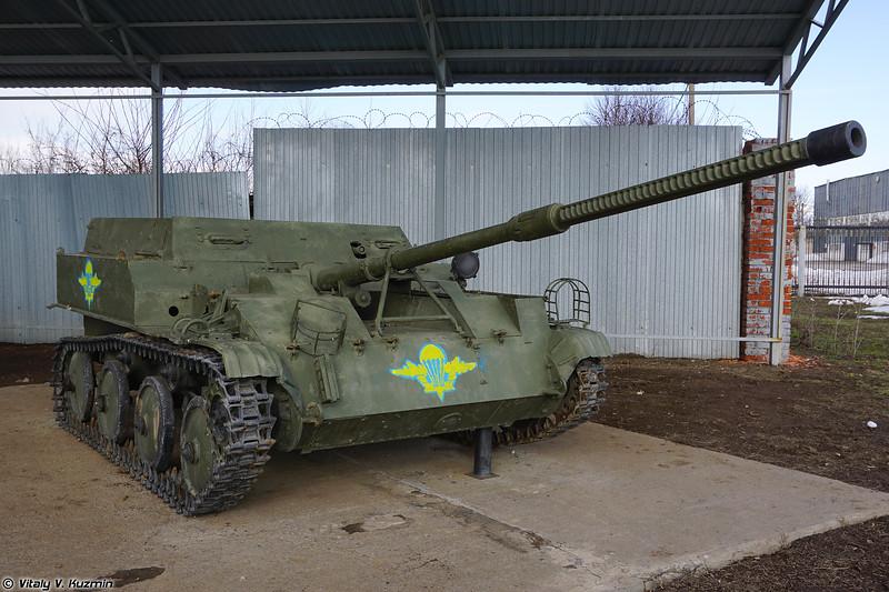 САУ АСУ-57 (ASU-57)