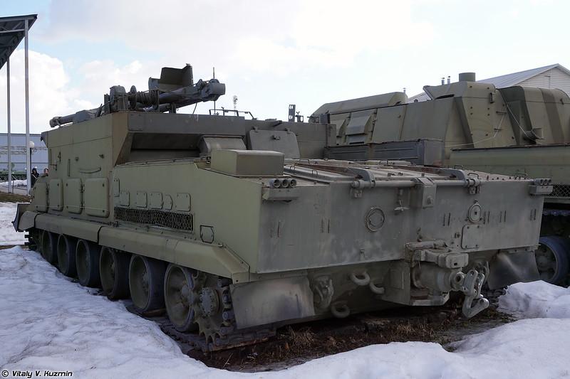 Машина технической помощи МТП-А5 (MTP-A5 repair and recovery vehicle)
