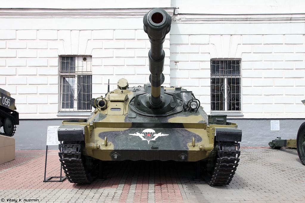 Самоходная артиллерийская установка СУ-85/АСУ-85 (SU-85/ASU-85 self-propelled artillery)