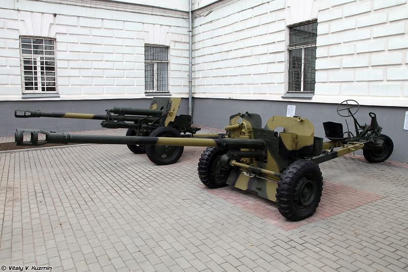Самоходная противотанковая пушка СД-57 (SD-57 self-propelled gun)