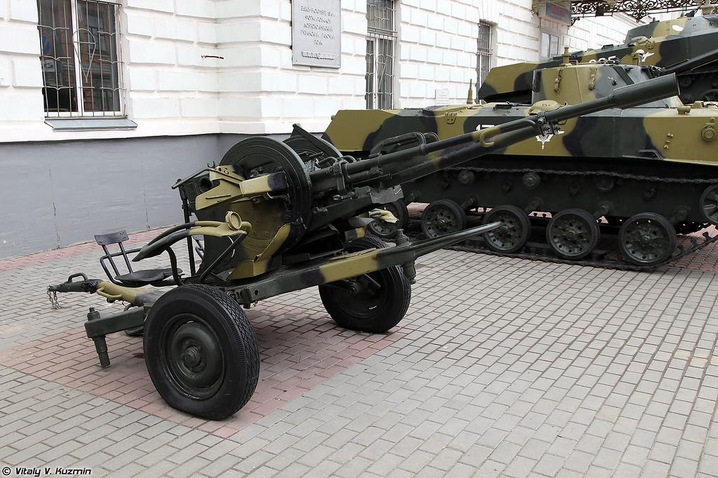 Зенитная установка ЗУ-23 (ZU-23)