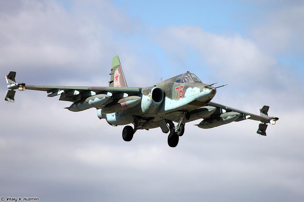 Су-25БМ (Su-25BM)