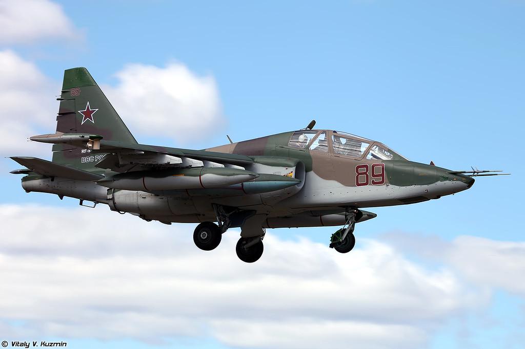 Су-25УБ (Su-25UB)
