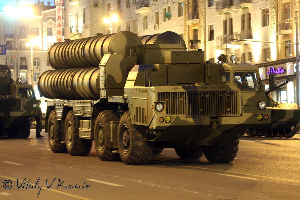 ЗРС С-300 (S-300)
