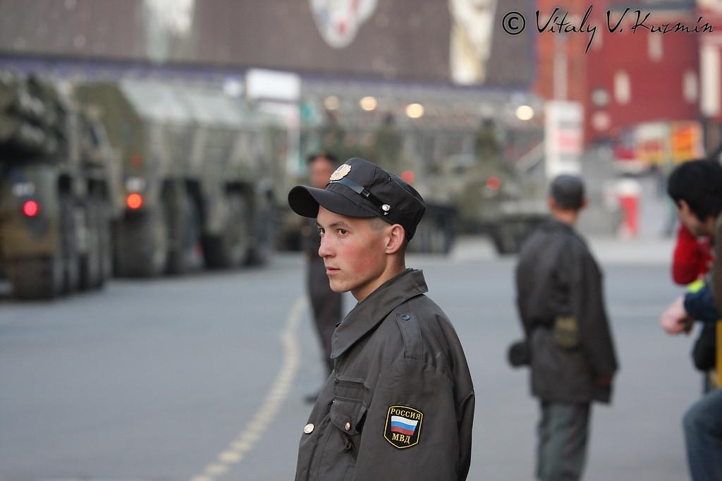 Военнослужащий ВВ МВД России (Internal troops)