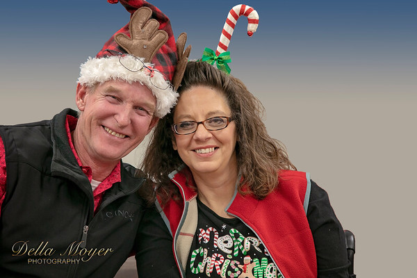 VFW Christmas Party 2018