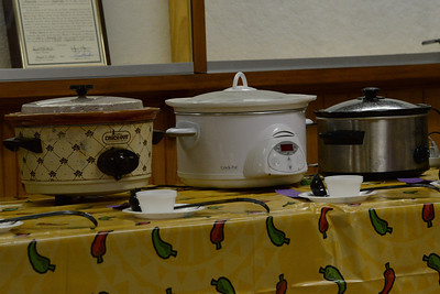 2014 VFW Chili Cook-Off