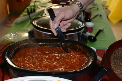 2015 Judd Kendall VFW Post 3873 - Chili Cook-Off - Naperville, Illinois - March 14, 2015