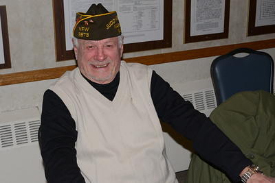Judd Kendall VFW Post 3873 - Naperville, Illinois - Fish Fry - February 5, 2016