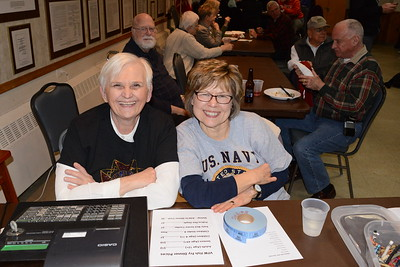 Judd Kendall VFW Post 3873 - Naperville, Illinois - Fish Fry - February 19, 2016