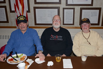 Judd Kendall VFW Post 3873 - Naperville, Illinois - Fish Fry - February 12, 2016