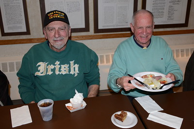 Judd Kendall VFW Post 3873 - Naperville, Illinois - Fish Fry - March 17, 2017